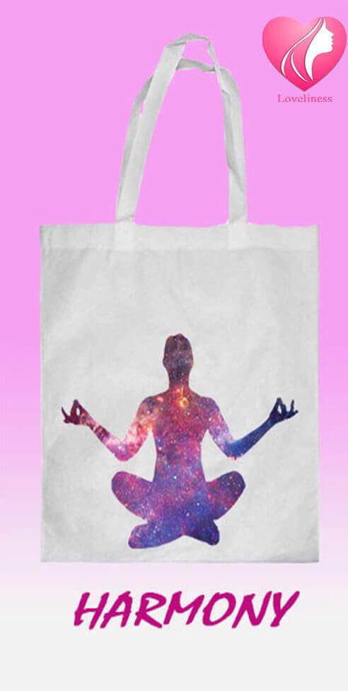 Egyedi meditációs táska