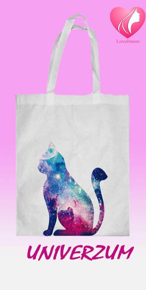 Egyedi univerzumos táska